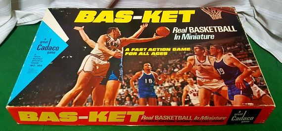Vintage Sports Game BAS-KET: Real Basketball in Miniature https://www.etsy.com/listing/533701934/vintage-sports-game-bas-ket-real?utm_campaign=crowdfire&utm_content=crowdfire&utm_medium=social&utm_source=pinterest