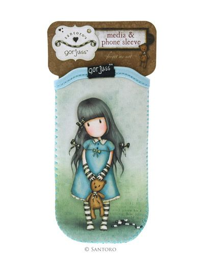 iPhone Obal - Santoro London - Gorjuss - Forget Me Not