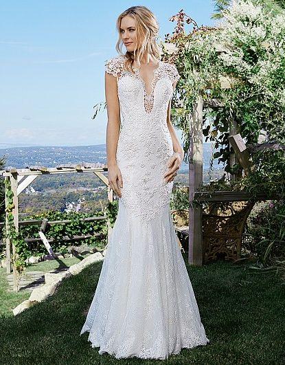 Lillian West 6437, $1,300 Size: 6   New (Un-Altered) Wedding Dresses