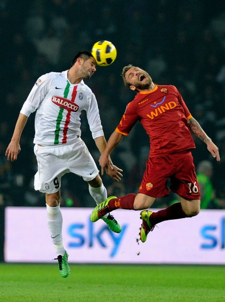 Daniele De Rossi  AS Roma