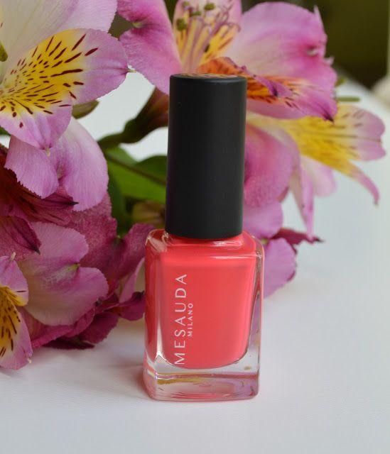 Urban Fashionista: Лето на кончиках пальцев с Mesauda Shine Flex в от...