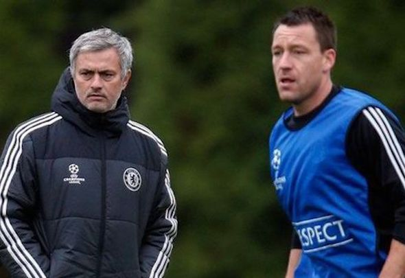 Chelsea news: Jose Mourinho and John Terry rift key to Blues' wretched results
