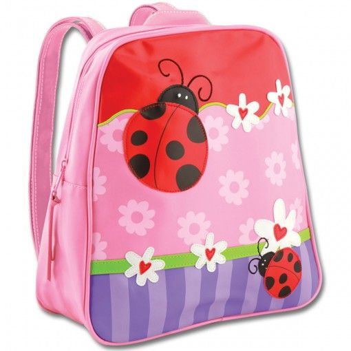 Ladybug Go Go Backpack Possum Pie Stephen Joseph Arts and Crafts, Gifts and Toys, Bags and Backpacks