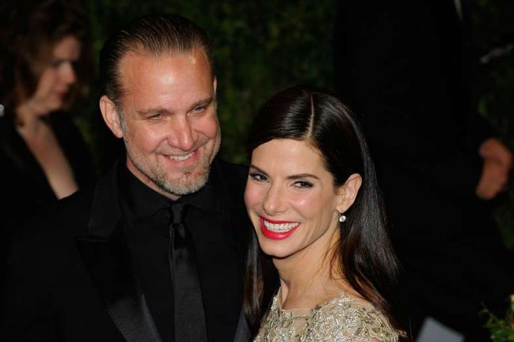 Sandra Bullock and her godson couldn't get enough of Jesse James's custom motorcycle show, Monster G... - Getty