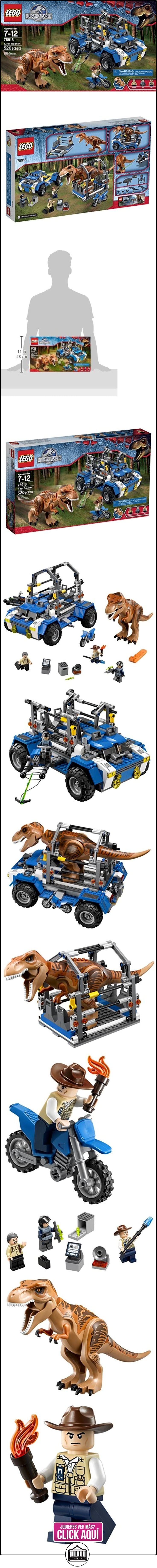 195 best anthonys birthday images on pinterest lego military lego jurassic world t rex tracker 75918 building kit by lego lego el gumiabroncs Gallery