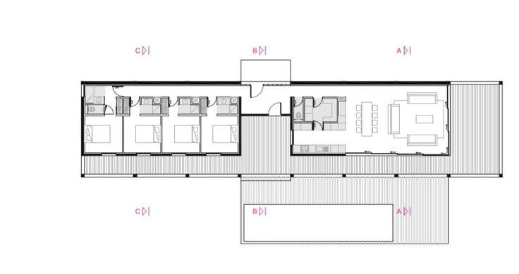 Galeria de Casa de Férias Bellecombe / ACAU - 19