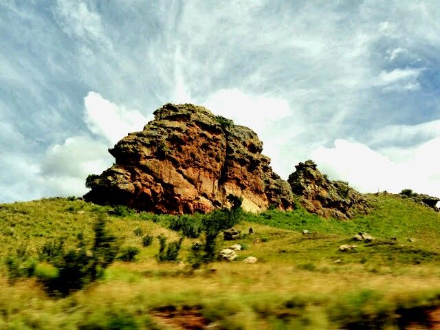 Clarens, South Africa.