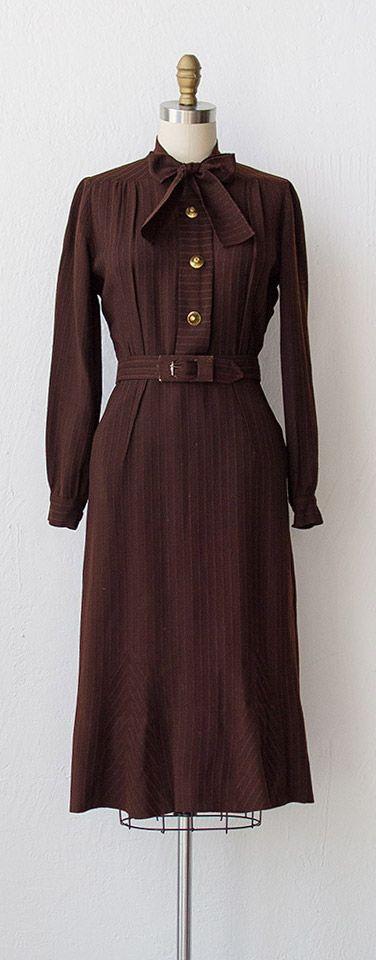 vintage 1930s dress | 30s dress