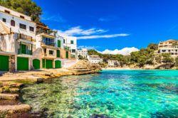 Cala Santanyi auf Mallorca https://www.kanaren-balearen.de/balearen/mallorca/