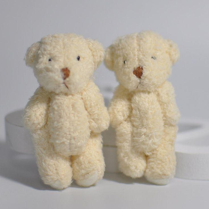 $2.74 (Buy here: https://alitems.com/g/1e8d114494ebda23ff8b16525dc3e8/?i=5&ulp=https%3A%2F%2Fwww.aliexpress.com%2Fitem%2F5Pcs-Set-Kawaii-Small-Teddy-Bears-Plush-Soft-Toys-Pearl-Velvet-Teddy-Stuffed-Dolls-For-Children%2F32720176577.html ) 5PCS 2017 New Kawaii Small Teddy Bears Plush Soft Toys Pearl Velvet Teddy Dolls For Children Girlfriend Gifts Wedding Bouquet for just $2.74
