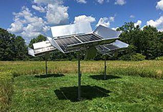 Reflective Solar Tracker