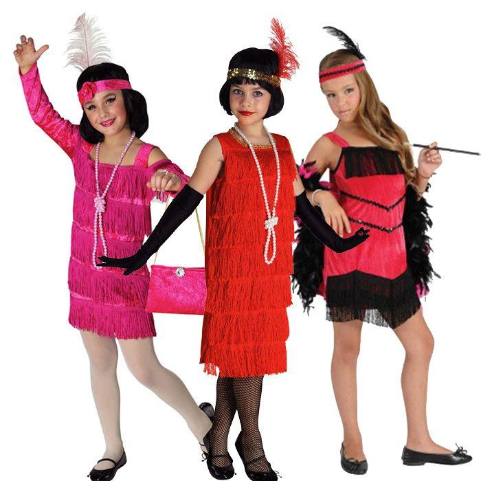 αποκριάτικες στολές για κορίτσια - στολές Τσάρλεστον
