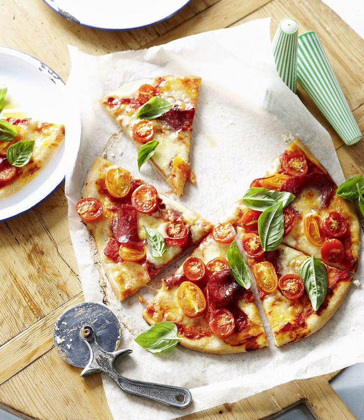 Süssünk együtt pizzát! / Let's Make Pizza Together
