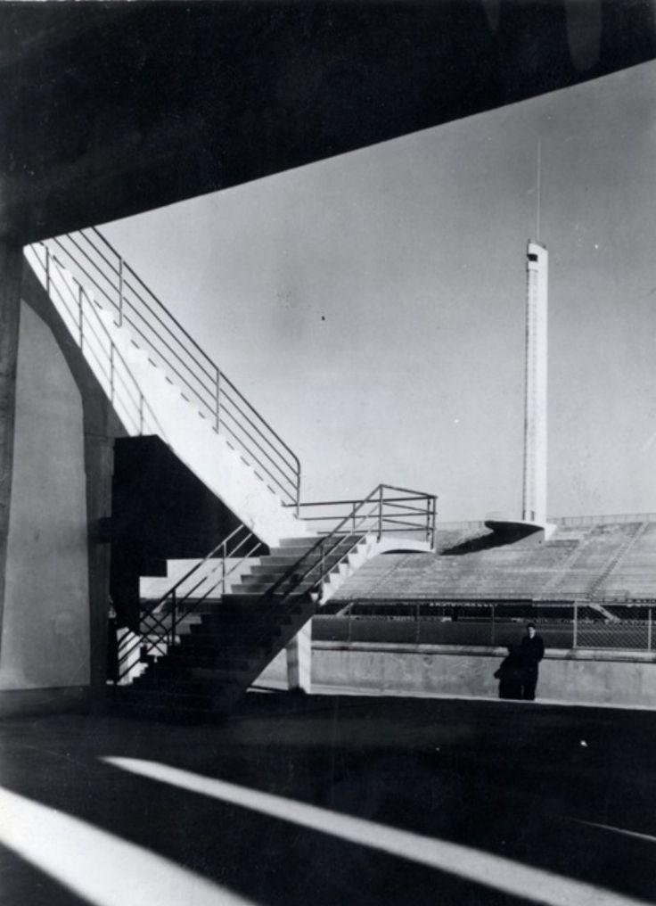 Pier Luigi Nervi – Football stadiums exhibition