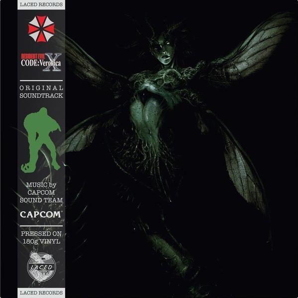 Resident Evil Code Veronica X Original Soundtrack Resident Evil Soundtrack The Originals