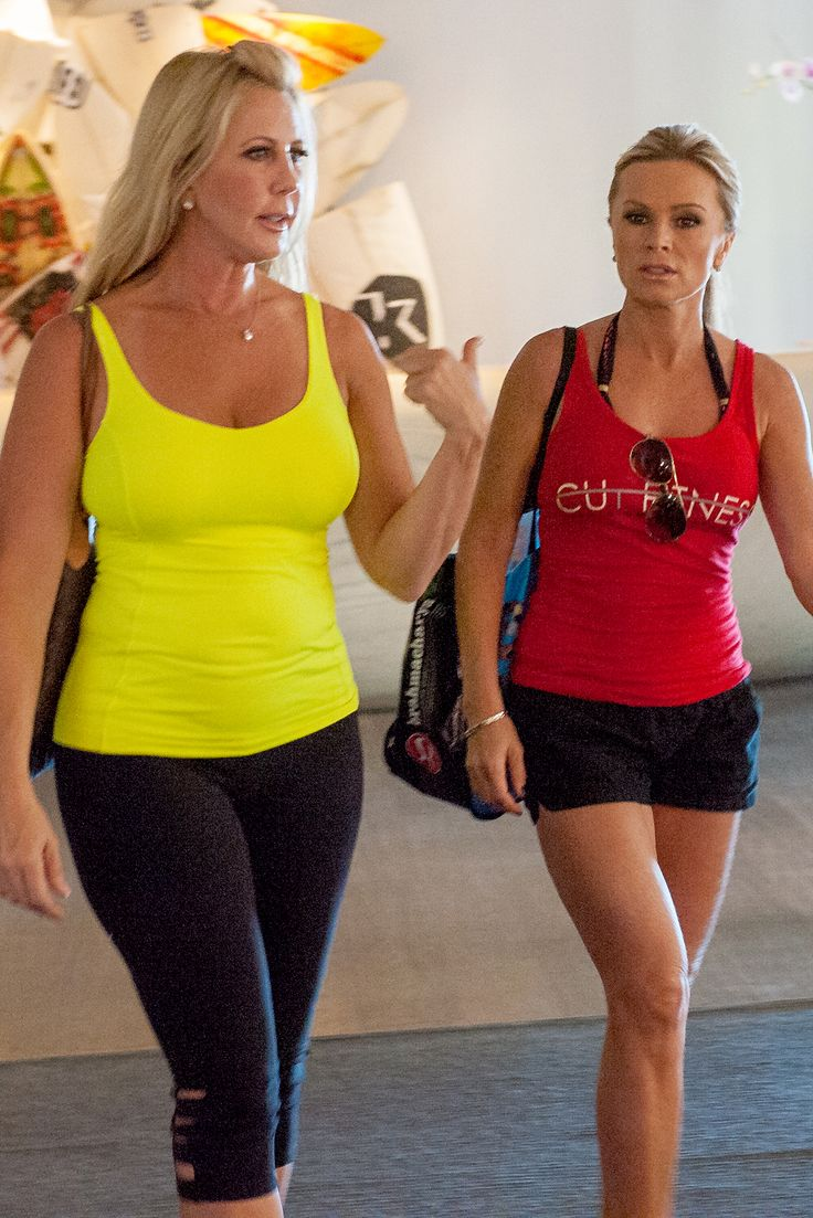 Vicki Gunvalson and Tamra Judge Thank Fans for Support