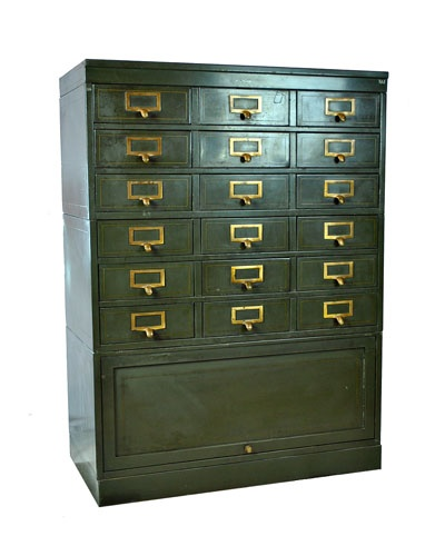393 best Industrial Steel Cabinets images on Pinterest   Vintage ...