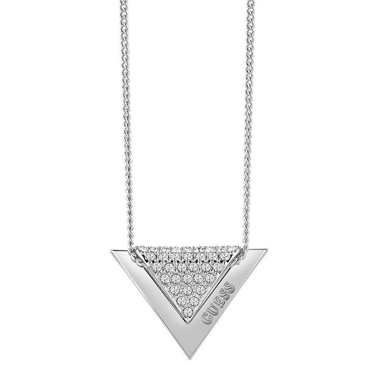 Guess Women Stainless Steel Pendant Necklace - UBN83104 VnhnScUvT
