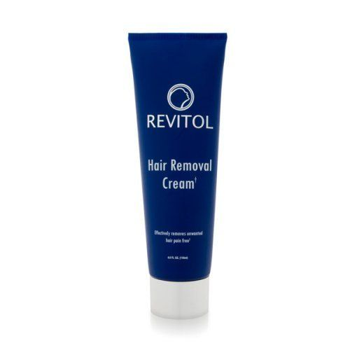 Revitol Hair Removal Cream (1 ~ 4 ounce Tube) by Hair Removal Cream. $17.40. http://accrosstherain.com/showme/dpkvv/Bk0v0v0oNyMrQhRaUkCs.html. Safely use on any part of your body!. Erases unwanted hair instantly and painlessly!. Removes hair from eyebrows, upper lips, legs, back, armpits, knees and more!. Gets rid of hair in just seconds without Irritation!. No razor burns, No Shaving, No Waxing and No red bumps!