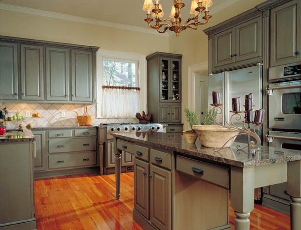 Pickled Cabinets Kitchen Signature Kitchen Bath Cabinets