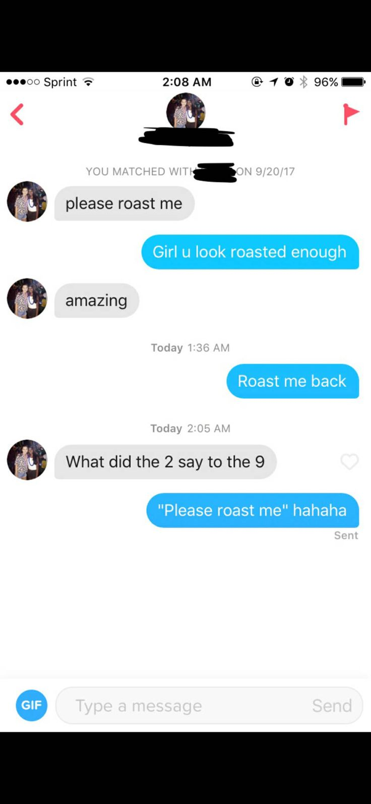 Swipe right to get roasted. | Pick up lines cheesy