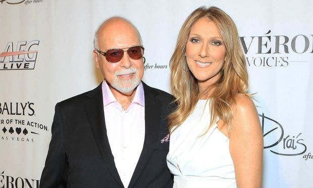 Celine Dion on why she won't let son René-Charles be the man of the house