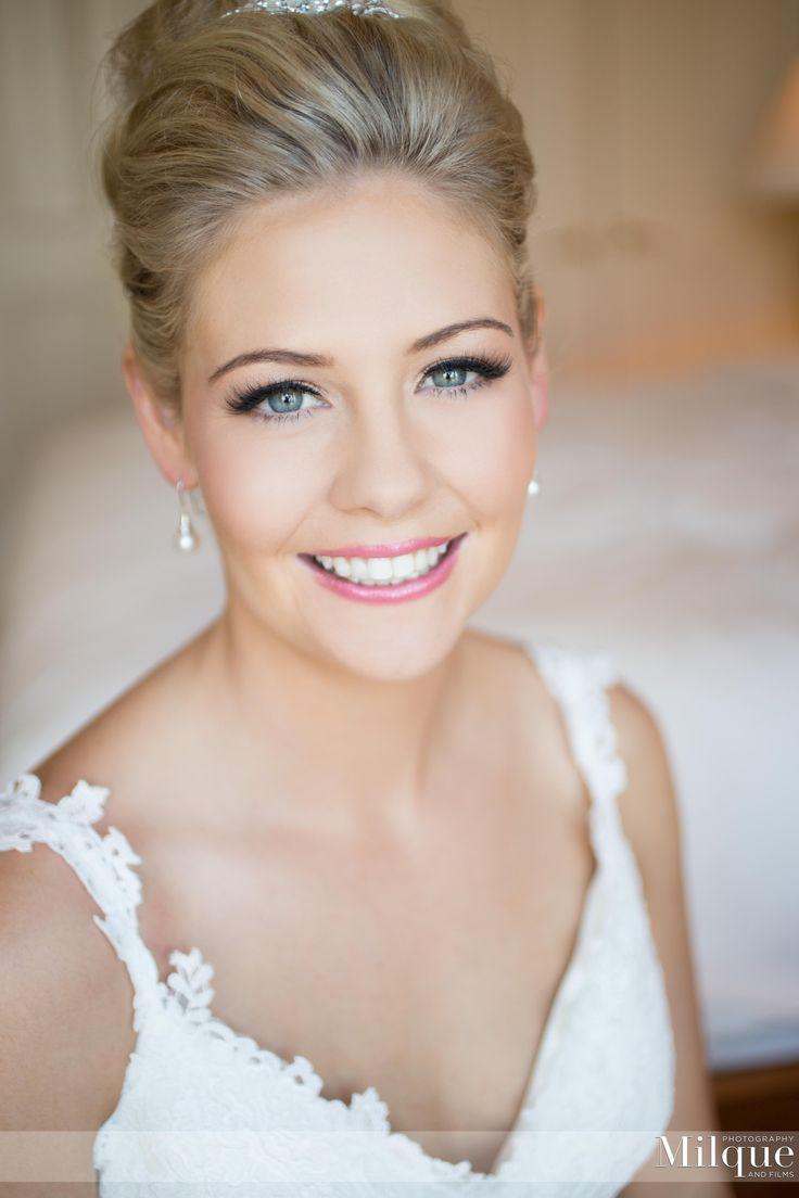 #hair #makeup #bride #wedding