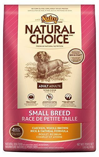 Natural Choice Dog Small Breed Adult Dog Food 8-Pound  Contains the dnadvantage blend formula to support your dog?s immune system   #dogfood #treats #DentalTreats   See Your Price @ http://dogagram.com/natural-choice-dog-small-breed-adult-dog-food-8-pound