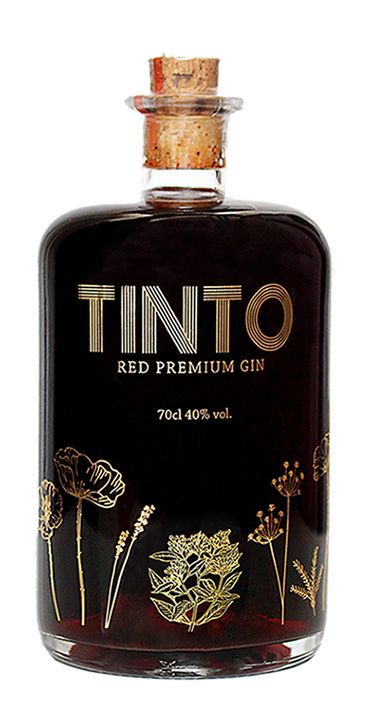 GinTinto RED Premium Gin PD