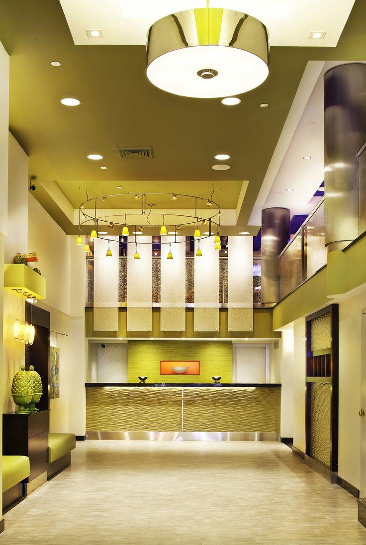 NYC Hotel – lobby