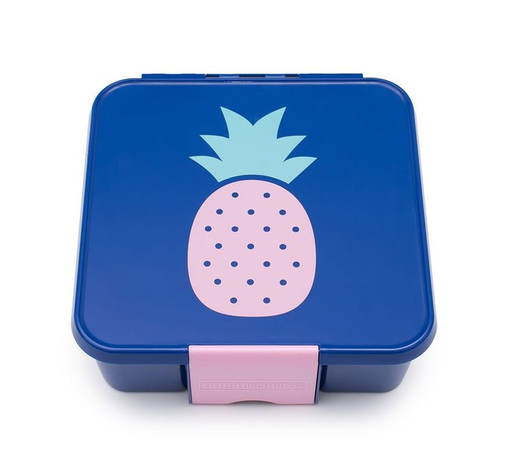 Little Lunch Box Co. of Australia - Bento 5 - with 5 leak-resistance compartments - compact and so cute!