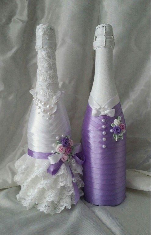 Bottiglie da sposa