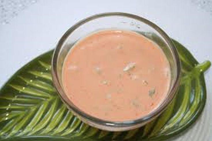 Recept voor Thousand Island Dressing - Foodpassie