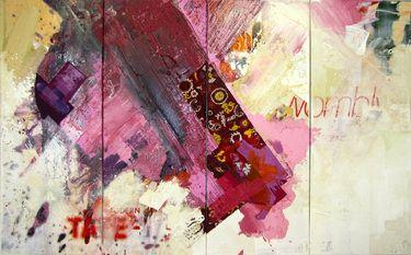 "Saatchi Online Artist Peter Vahlefeld; Mixed Media, ""Tate Modern Poster"" #art"