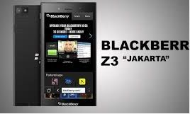 Harga Blackberry Jakarta Z3
