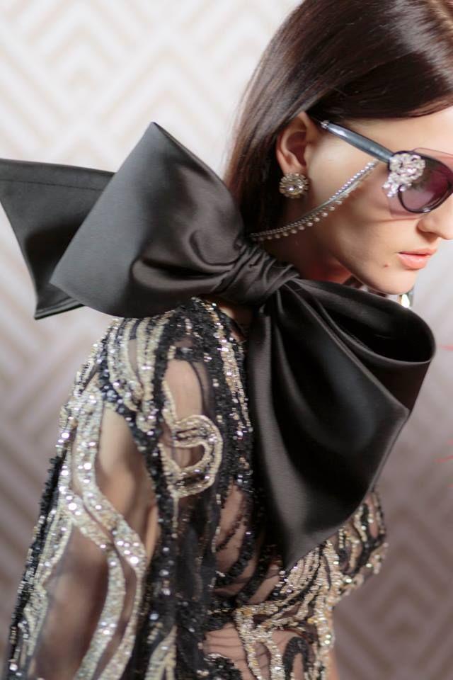 ELIE SAAB Haute Couture Spring Summer 2018 | Eyewear