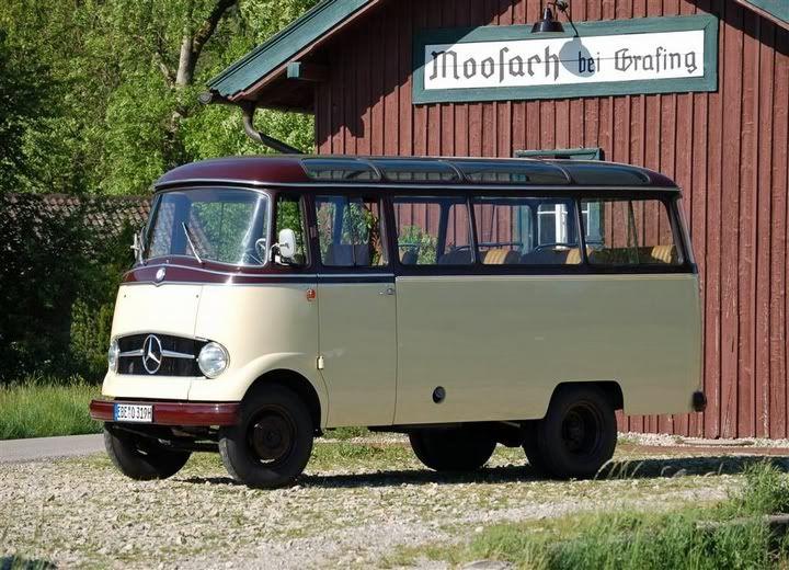 Mercedes o 319 mercedes l 319 o 319 pinterest for Mercedes benz recreational vehicles