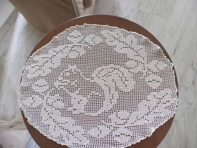 In & around my house : crochet and decoupage