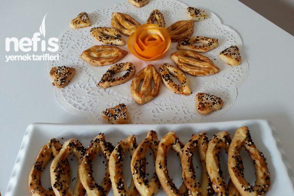 Pastane Usulü Çatal Yapımı