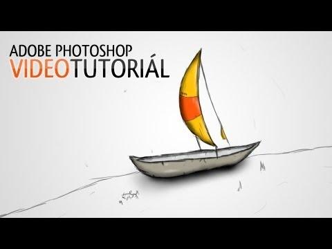 Photoshop Videotutoriál (Základy Kreslení a Stínování)