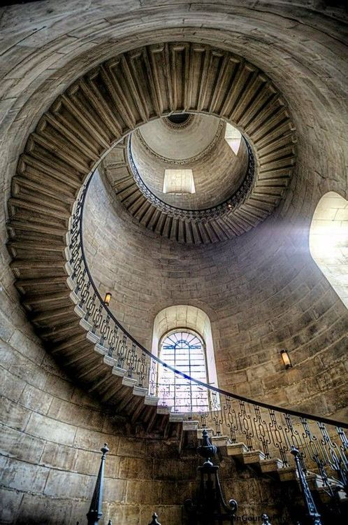 Spiral Staircase, St. Paul's Cathedral, London
