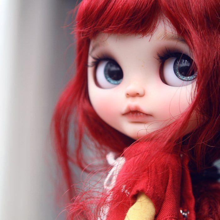 "1,462 Me gusta, 27 comentarios - KEN (@k07doll) en Instagram: ""#devidelacour #blythe #customblythe #doll #harusya #k07 #k07doll"""