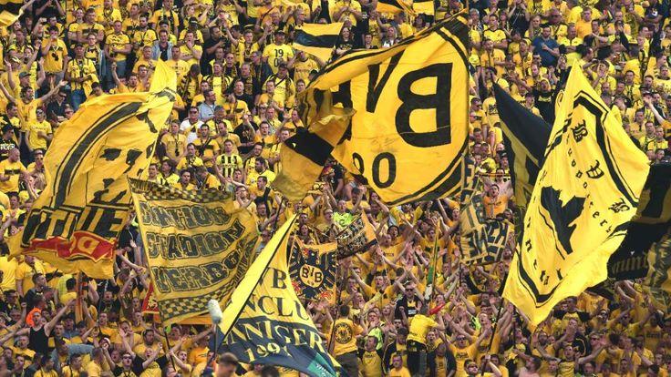 Die Fans von Borussia Dortmund wurden mit dem Fifa-Fan-Award ausgezeichnet
