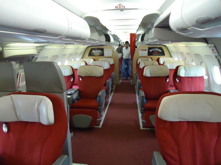 Kingfisher Airlines Planes Interiors Kingfisher