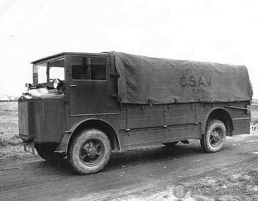 T24 Tatra 23 1923-1926