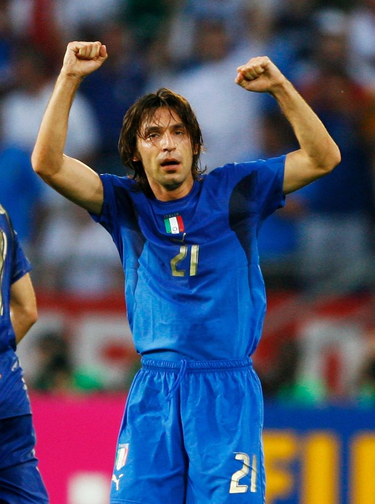 Andrea Pirlo No Beard Pictures Pirlo Without Facial Hair