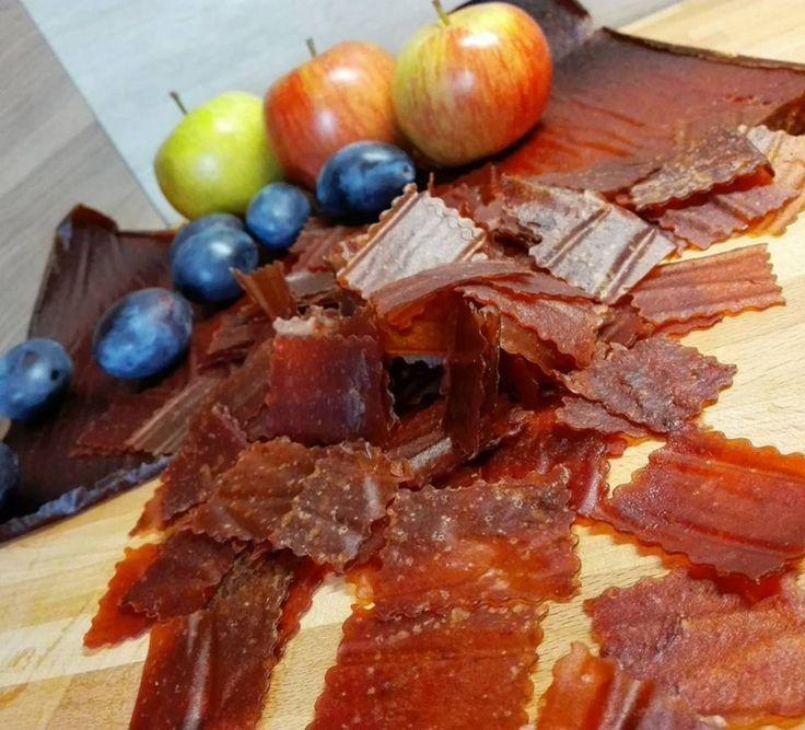 Sušené ovocné plátky