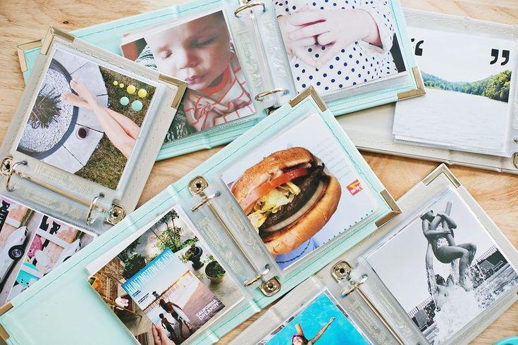 4x4 Instagram photo albums