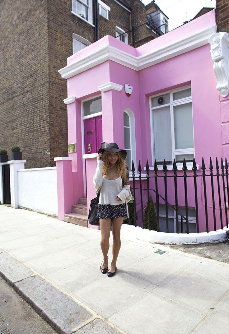 Beautycrush - Pink & Yellow Portobello - Read More: http://www.beautycrush.co.uk/2014/06/pink-yellow-portobello.html