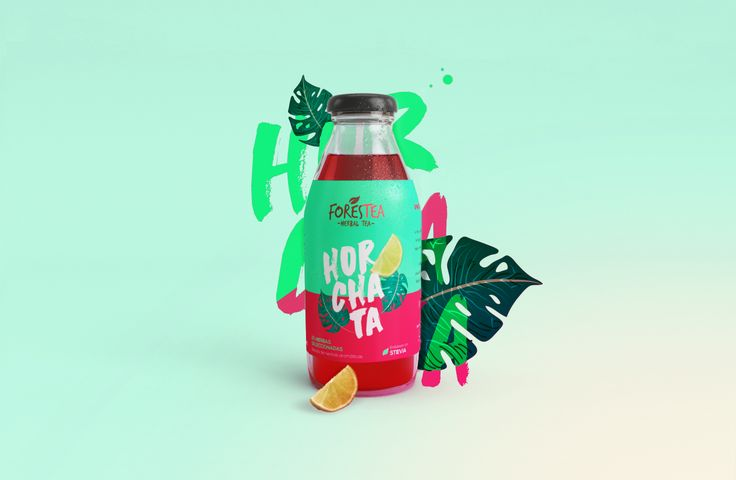 Forestea Redesign (Concept) on Packaging of the World - Creative Package Design Gallery